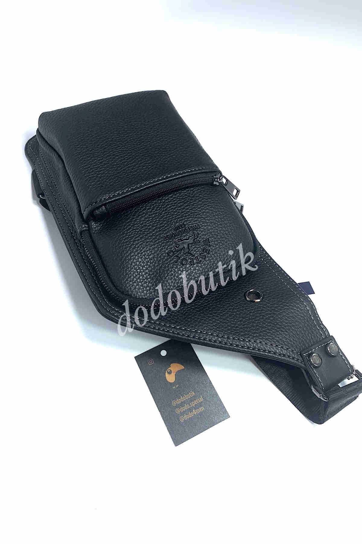 Siyah Erkek Bodybag WP5014