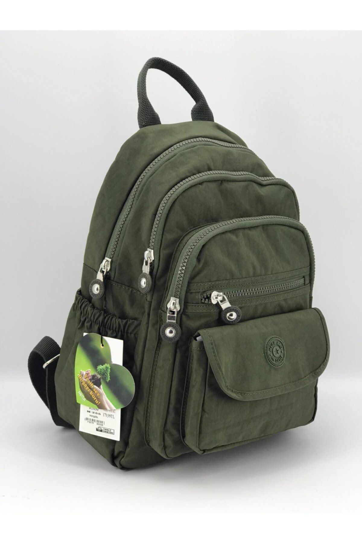Yeşil Sırt Çantası- M255