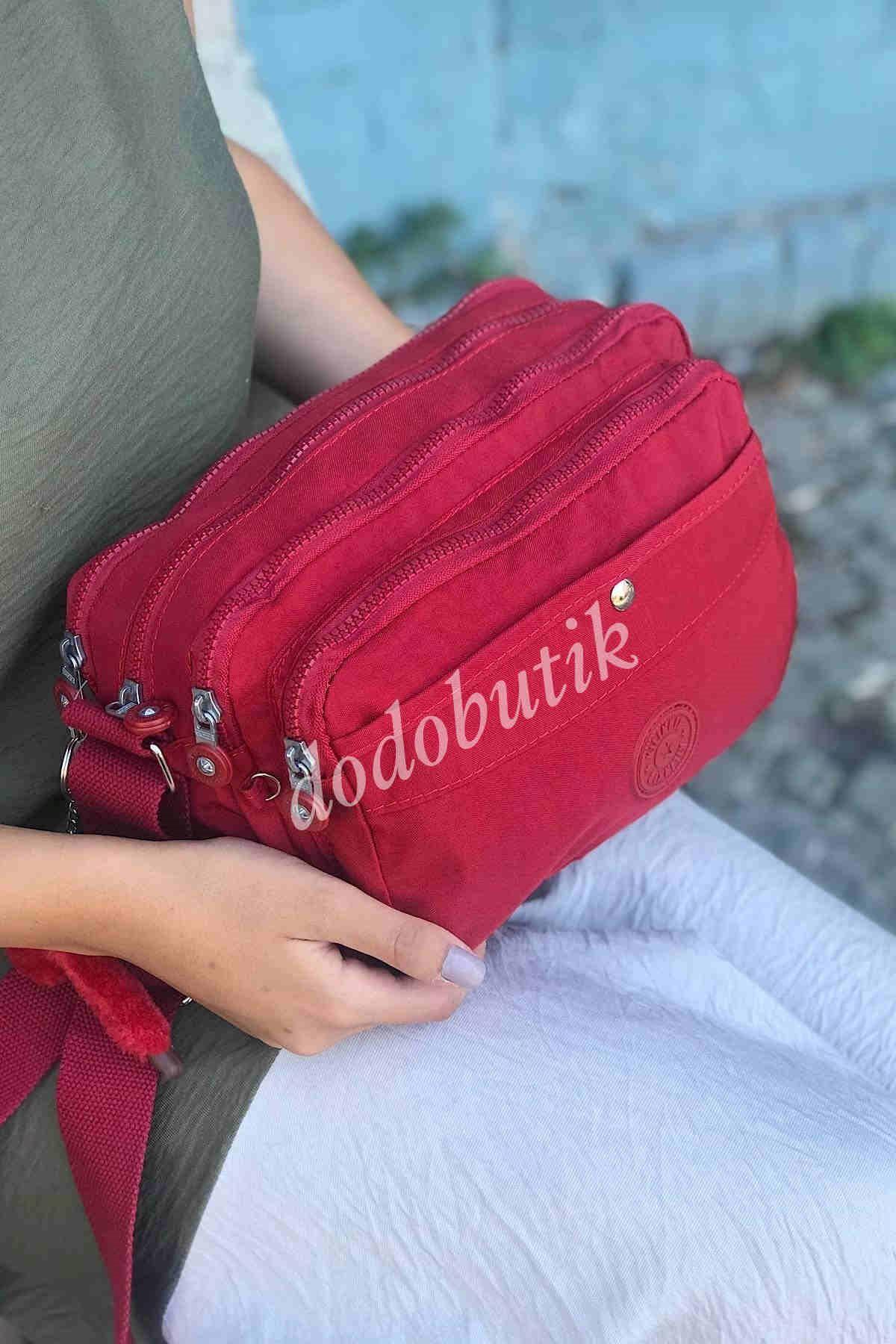 Kırmızı Çapraz Çanta 1-24