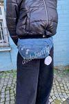 Klinkır Mavi Bel Çantası 19C