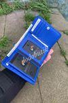 Mavi Deri Cüzdan WPL422